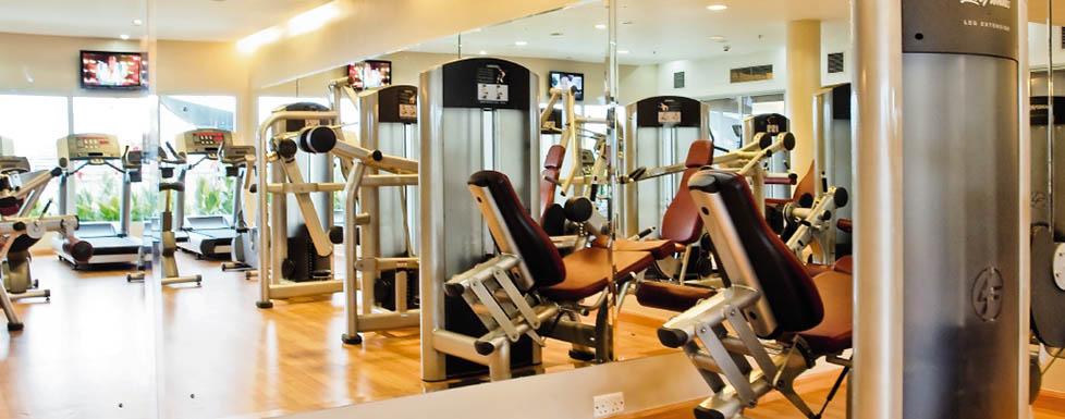 Radisson Blu fitness centre