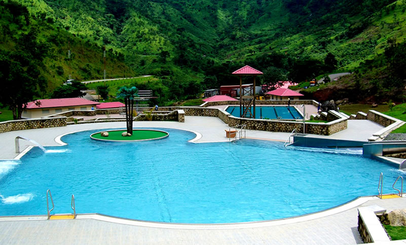 Obudu Mountain Resort Water Park