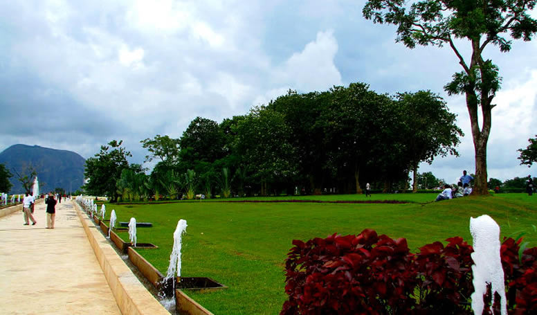 Image result for millennium park abuja