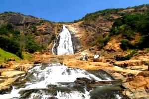 Farin Ruwa Waterfalls