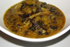 Ofe Owerri soup