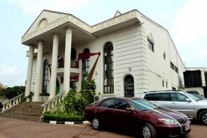Crystal Palace Hotel, Enugu