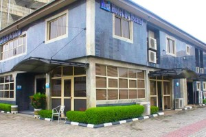 Hotel de Island, Lagos