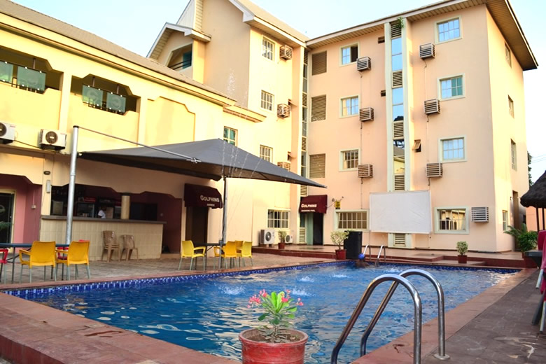 Golphin Suites & Hotels, Awka