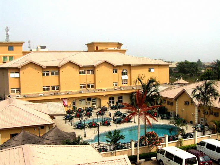 All Seasons Hotel, Owerri