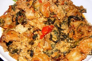 How to make Egushi soup, Nigerian popular soup