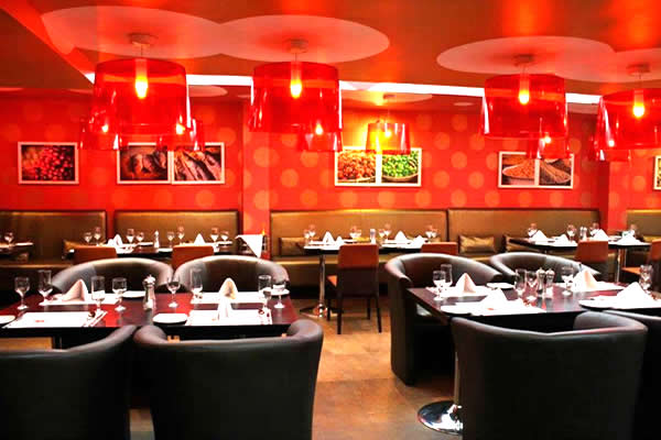 Saffron Restaurant and Bar, Victoria Island, Lagos