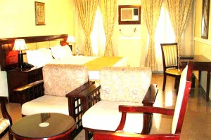 Executive Suite @ De Renaissance Hotel, Ikeja