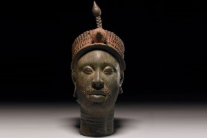 Head of Ife king