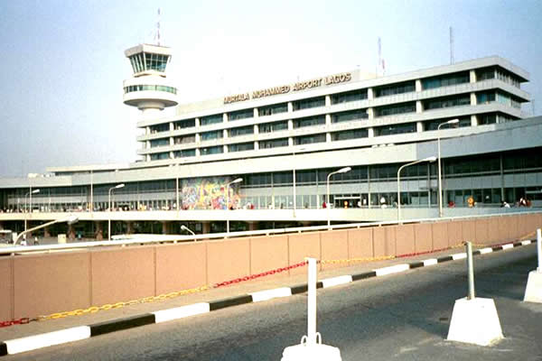 Murtala Muhammed International Airport, Ikeja, Lagos
