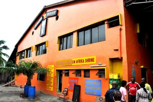 New Afrika Shrine, Ikeja Lagos