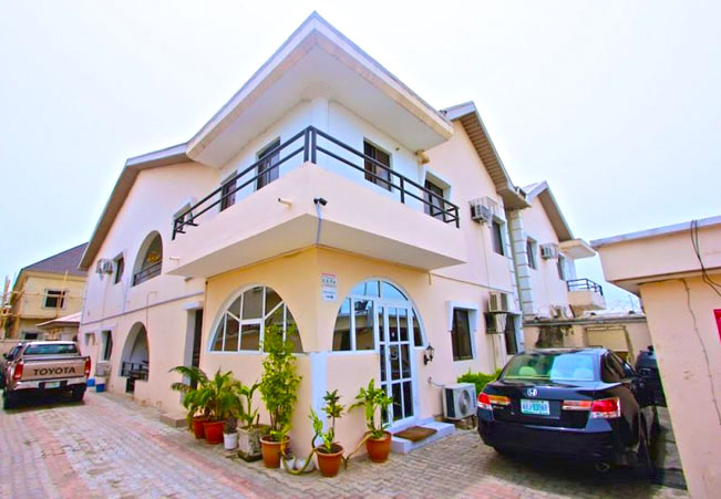 Number 95 Suites, Lekki Phase One, Lagos