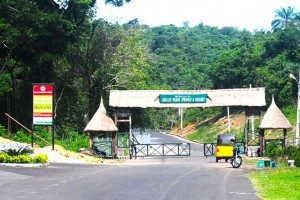 Ikogosi warm spring resort