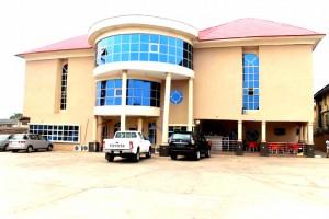 Hotel De Treasure, Ile Ife