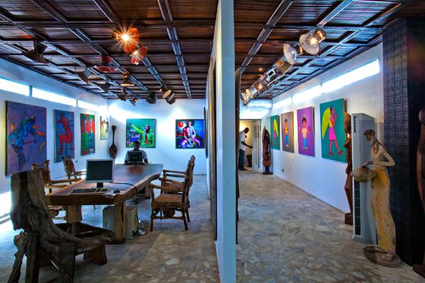 Nimbus Arts Centre, Bogobiri House, Ikoyi Lagos