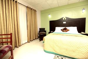 Etal Hotels Apapa deluxe room