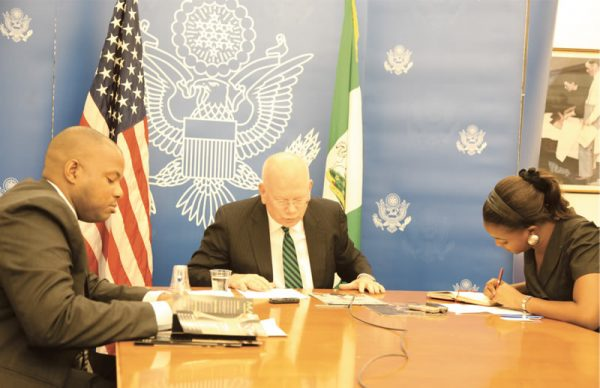 nigeria and america relationship