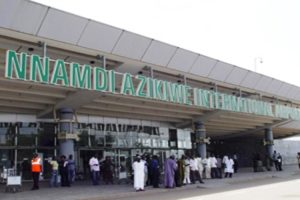 Serious-Drama-As-Passenger-Slumps-and-Dies-at-Abuja-International-Airport