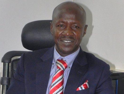 EFCC head, Ibrahim Magu