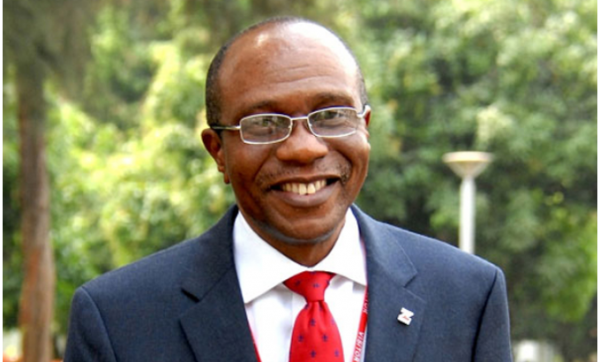 Mr. Godwin Emefiele, Present Governor of CBN