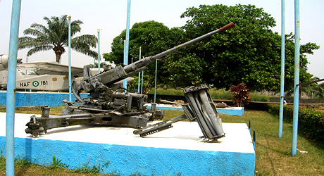 National War Museum, Umuahia