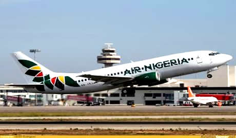Air Nigeria to commence long-haul flights to London in September