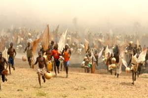 The annual Arugugun Fishing Festival - Kebbi State