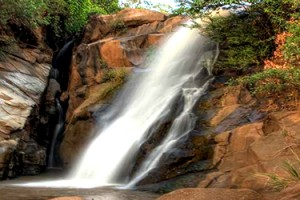 Assop Waterfall, Jos