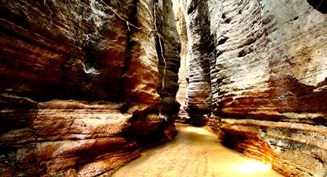 Awhum Waterfalls