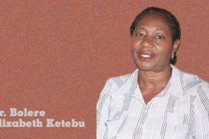 Dr. Bolere Elizabeth Ketebu
