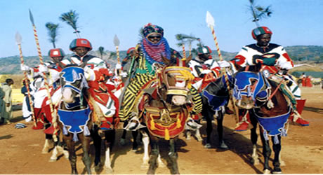 Durbar Festival is popular in Kaduna