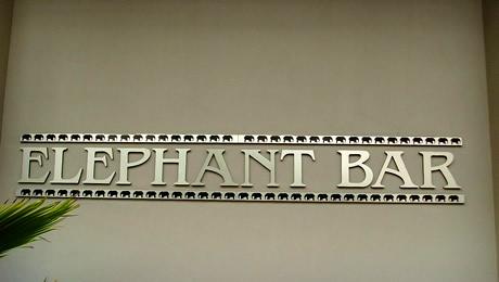 Elephant Bar @ Sheraton, Abuja