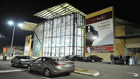 Enugu polo park shopping mall