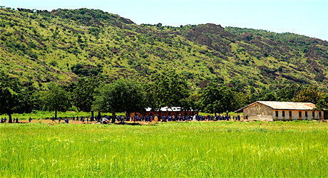 Gombe state some beautiful landscape formations