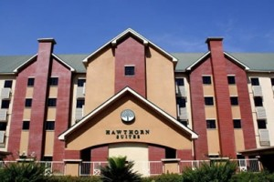 Hawthorn Suites Abuja frontview