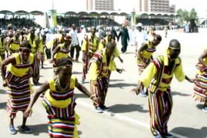 Nasarawa State cultural dancers