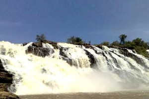 Gurara_Waterfall is popular tourist destination in Niger State