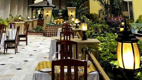Papillon Restaurant @ Sheraton, Abuja
