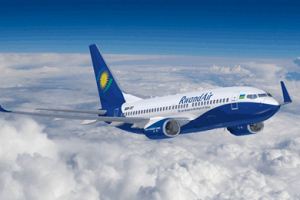 RwandAir launched direct flights to Lagos