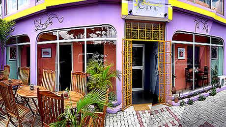 Salamander Café, Abuja