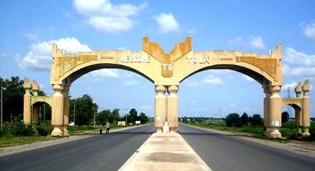 Yola city gate