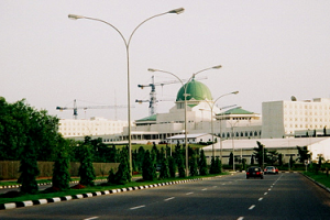 The National Assembly Complex, Abuja