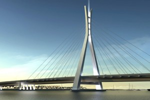 The Lekki-Ikoyi Cable Bridge