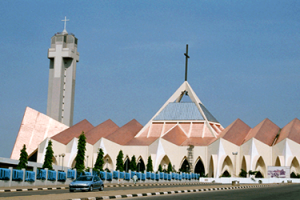 National Christian Centre, Abuja