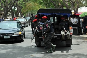 Nigerian security agencies