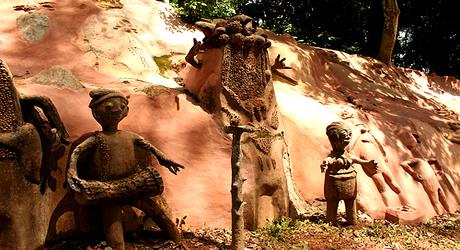 Osun Osogbo sacred forest
