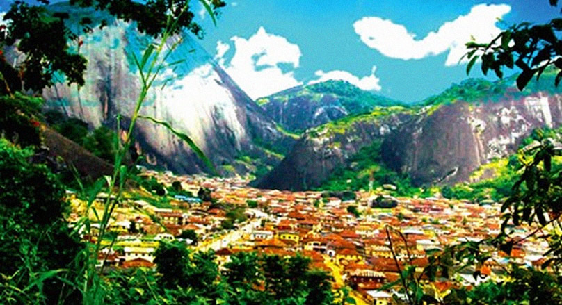Photo of Idanre Hill – Oke Idanre, Ondo State