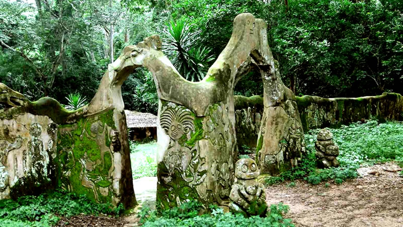 Photo of Osun Sacred Grove, Osogbo