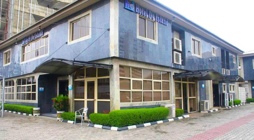 Photo of Hotel de Island, Lagos