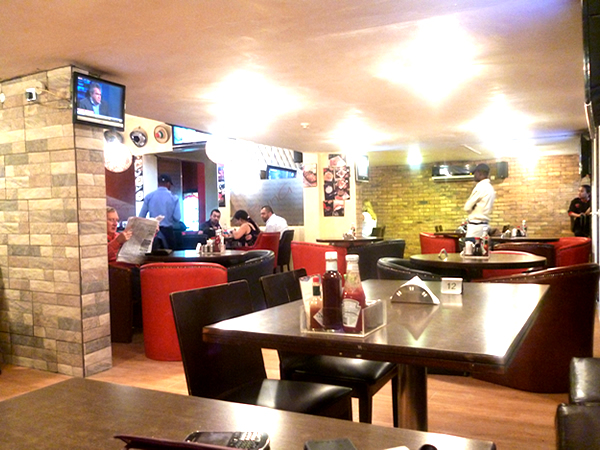 Photo of Bungalow Restaurant, Victoria Island, Lagos